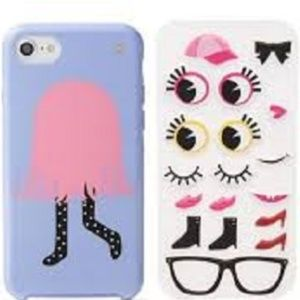 NEW Kate Spade Make Your Monster iPhone 7 Case
